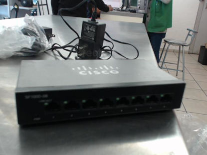 Foto de Cisco Modelo: Sf100d 08 - Publicado el: 16 Sep 2019