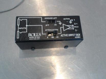 Picture of Active Direct Box Modelo: Adb2 - Publicado el: 03 Jul 2020
