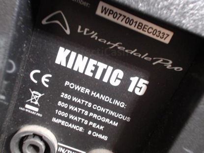 Picture of Wharfedale Pro Modelo: Kinetic 15 - Publicado el: 25 May 2020