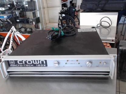 Picture of Crown Modelo: Macro Tech 1202 - Publicado el: 28 Mar 2020