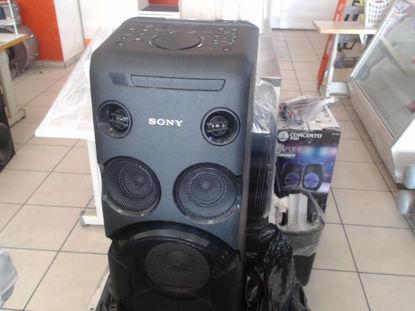 Foto de Sony Modelo: Mhc-V44d - Publicado el: 15 Jul 2020
