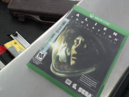Picture of Xbox One Modelo: Alien Isolation - Publicado el: 01 Sep 2020