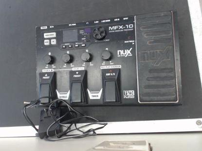 Foto de Nux Nux  Modelo: Mfx-10 - Publicado el: 02 Feb 2021