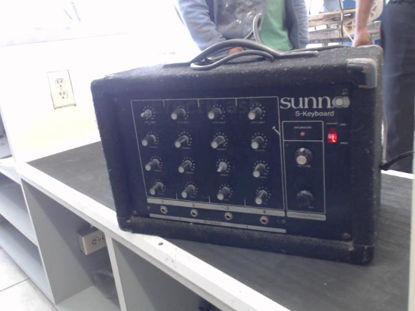 Foto de Sunn Modelo: S-Keyboard - Publicado el: 26 Feb 2021